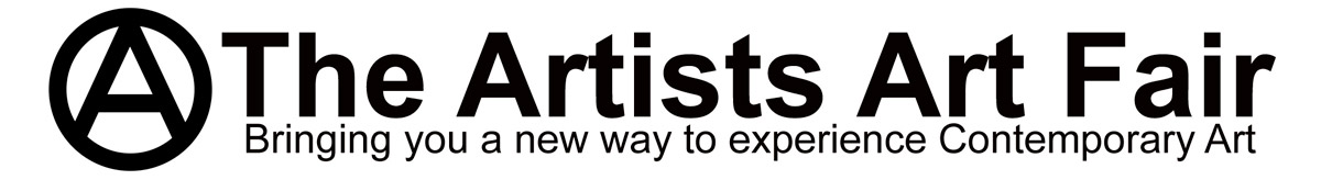 The Artists Art Fair rectangular logo